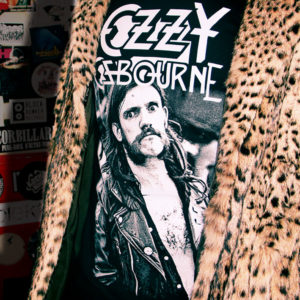 Lemmy Osbourne t-shirt