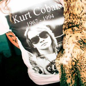 Axl Cobain t-shirt