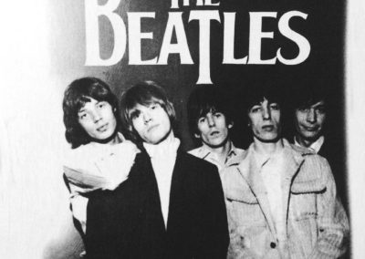 Beatles Stones detail