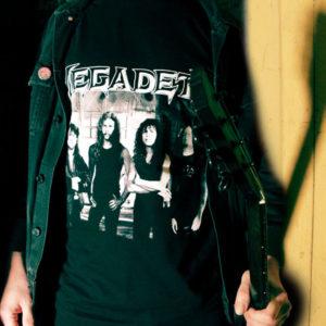 Metallideth t-shirt parodique