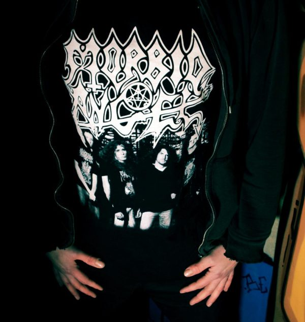 Morbid corpse t-shirt