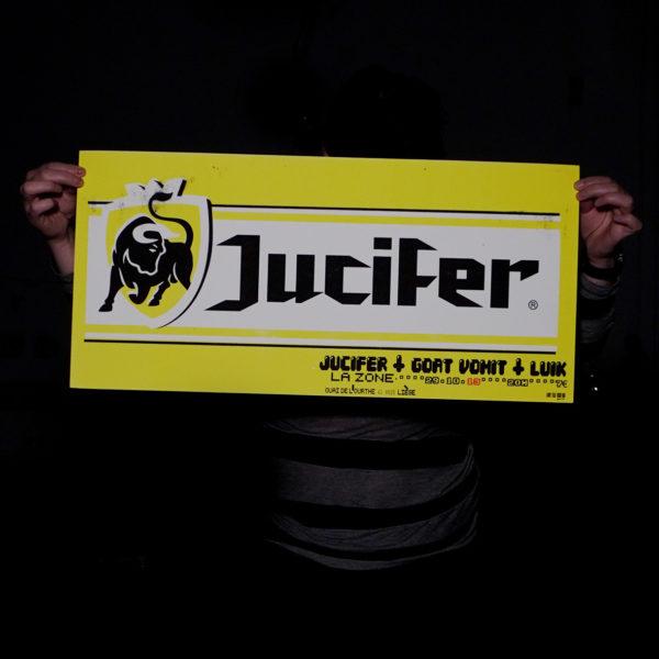 Jucifer, Goat Vomit, Luik (1/3 Jucifer)