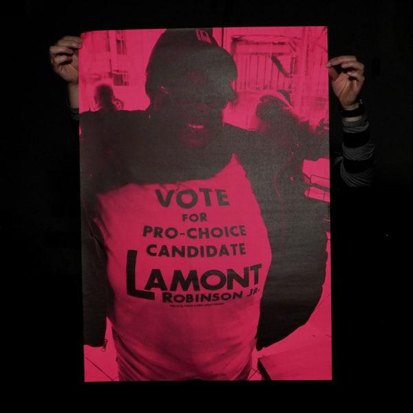 Vote Lamont !