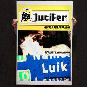 Jucifer, Goat Vomit and Luik