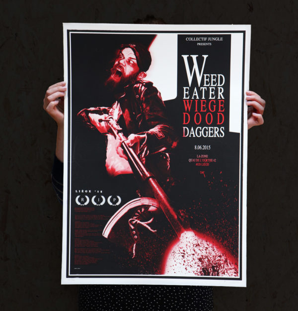 Weedeater-red