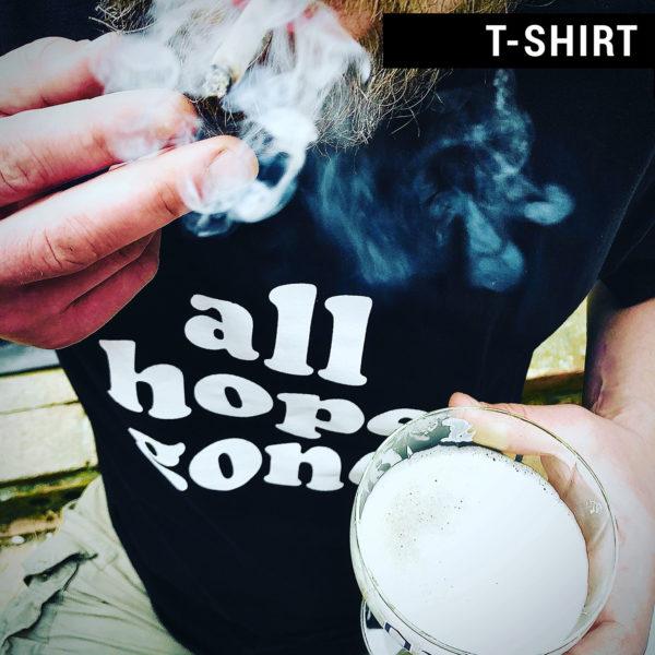 all-hope-gone t-shirt